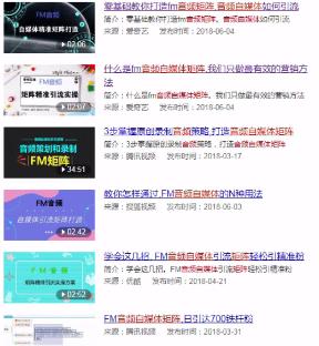一次创作3种内容,全面覆盖文章、视频和音频,打造全网引流吸粉矩阵!