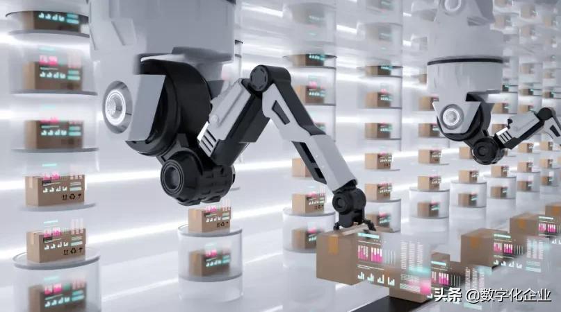 制造业人工智能8大应用场景