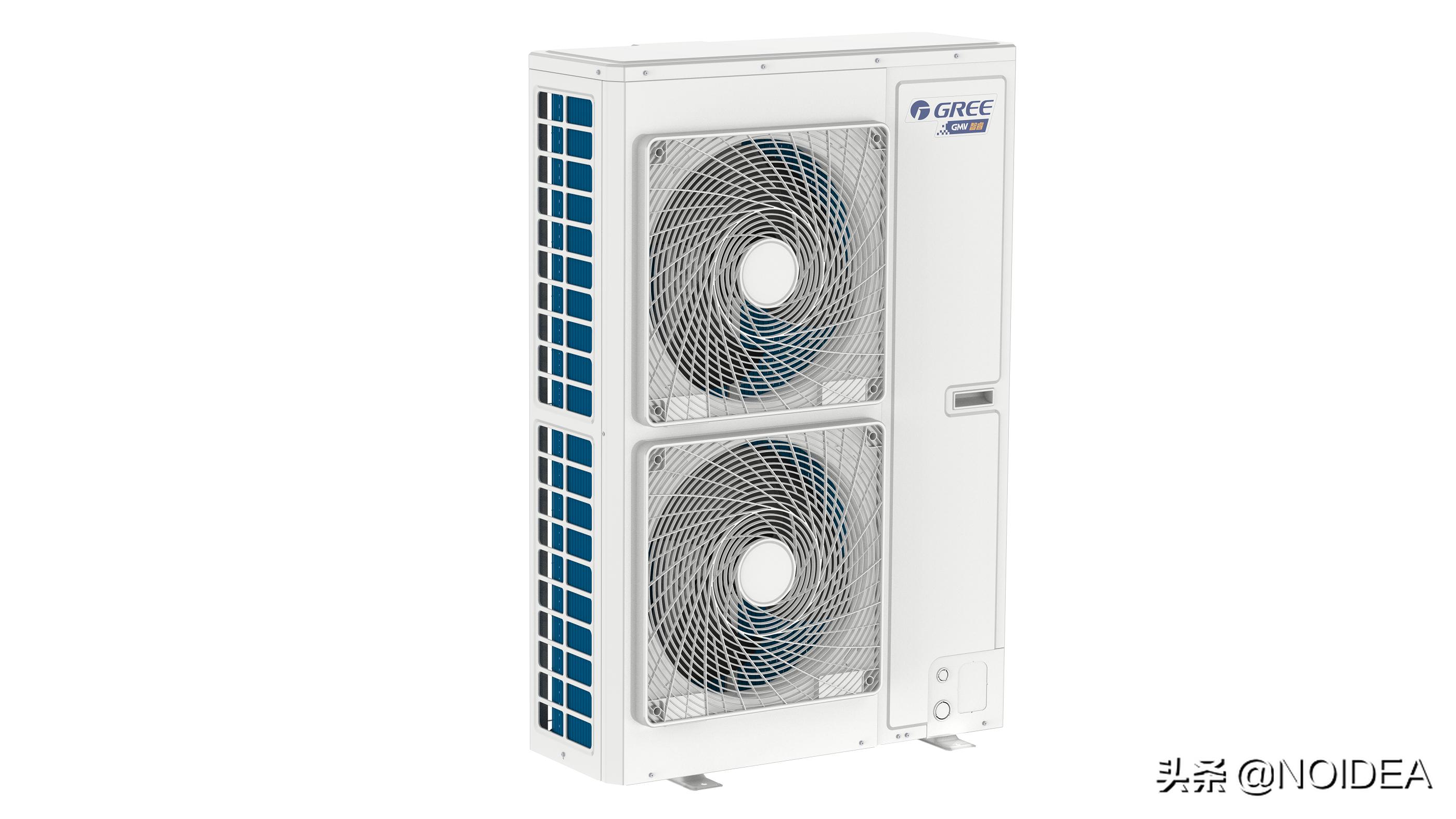 中央空调怎么选?格力智睿,省电舒适又高端