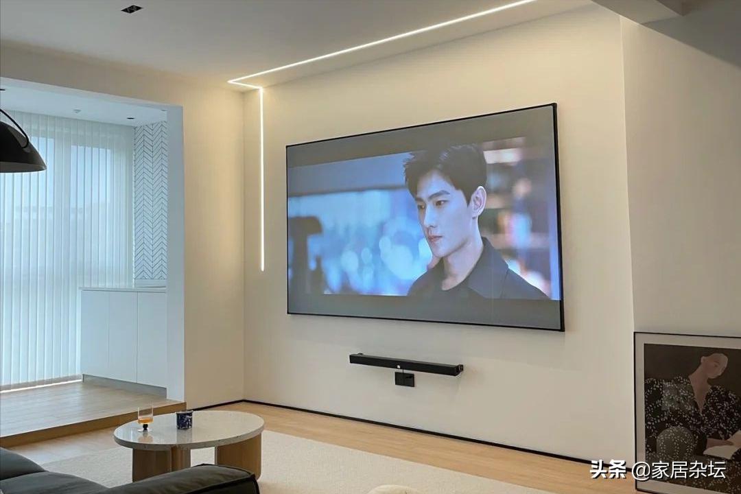 投影仪代替电视,真的可行吗?5点使用体验弄清楚再做决定