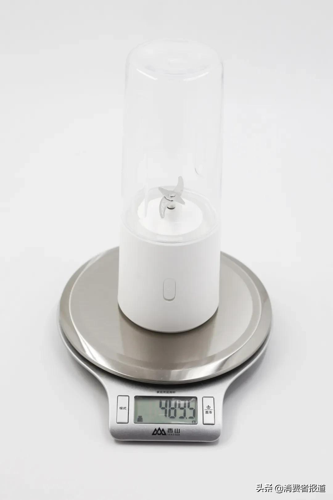 12款网红榨汁机测试:摩飞噪音大,美菱会漏水