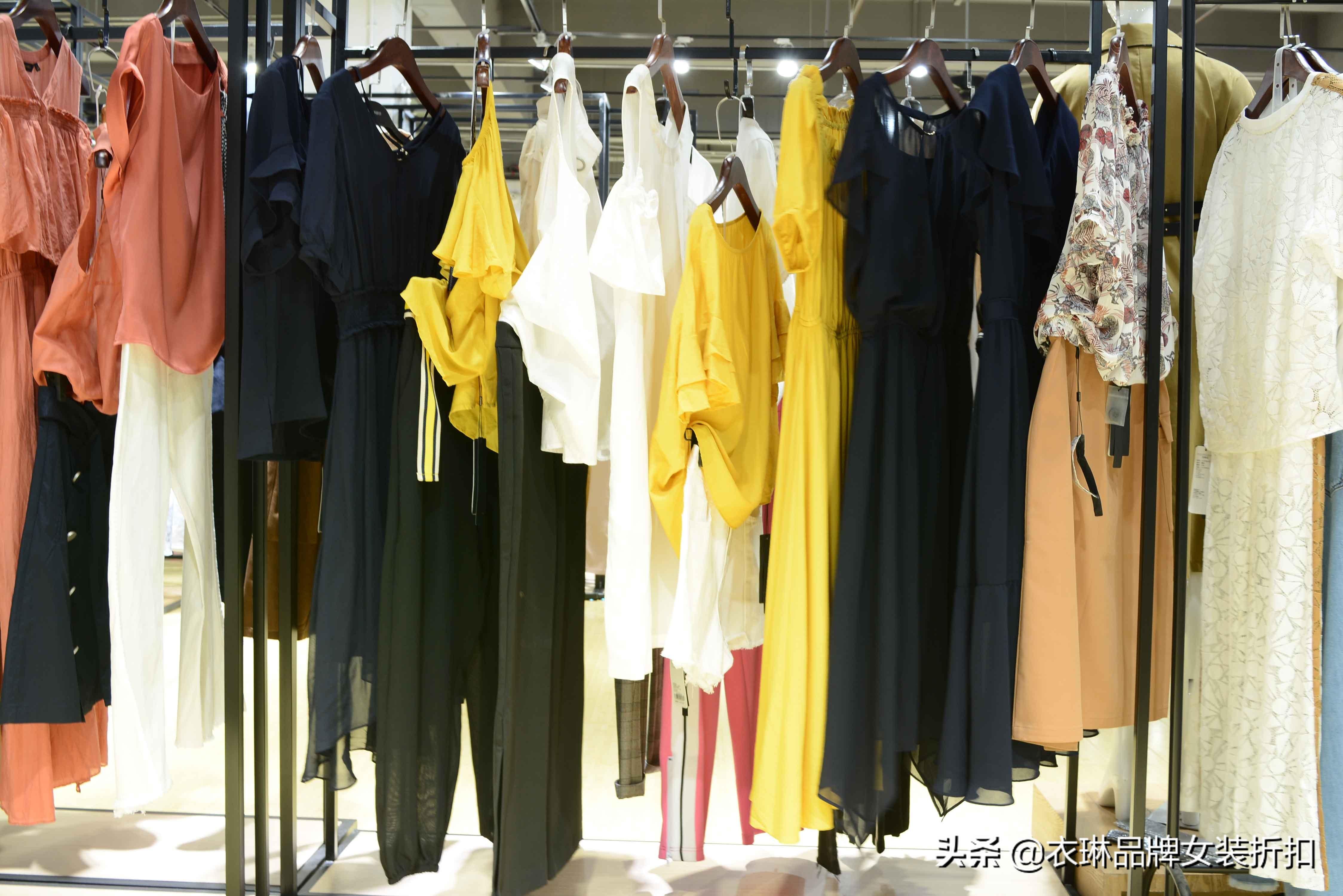 品牌服装尾货批发市场进货有什么技巧?