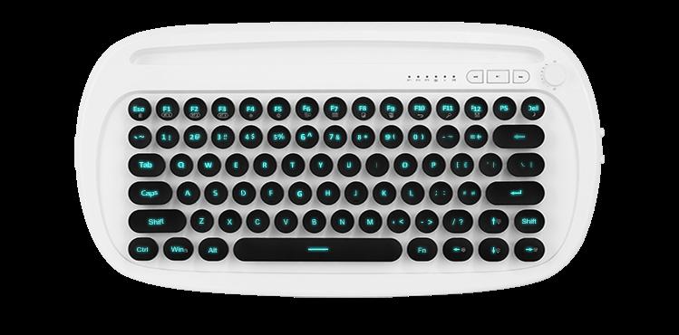 巧克力键盘是什么?