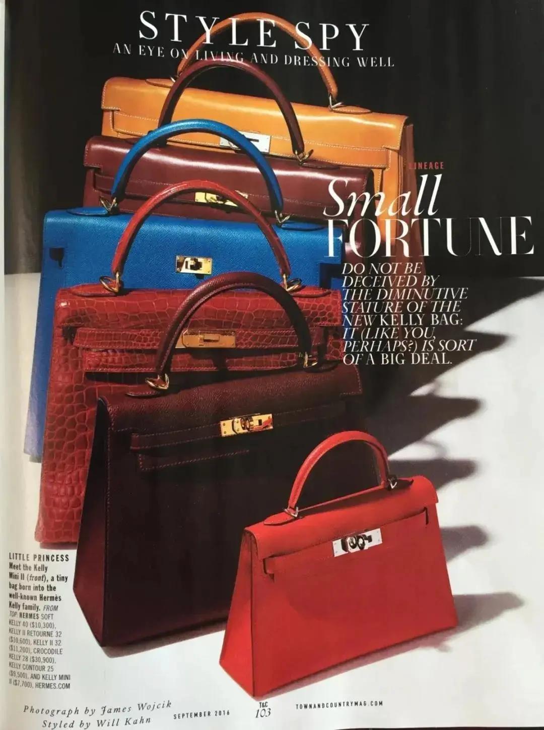 我扒了LV、Prada等大牌奢侈品包包,发现最经典的还是这几款 上篇