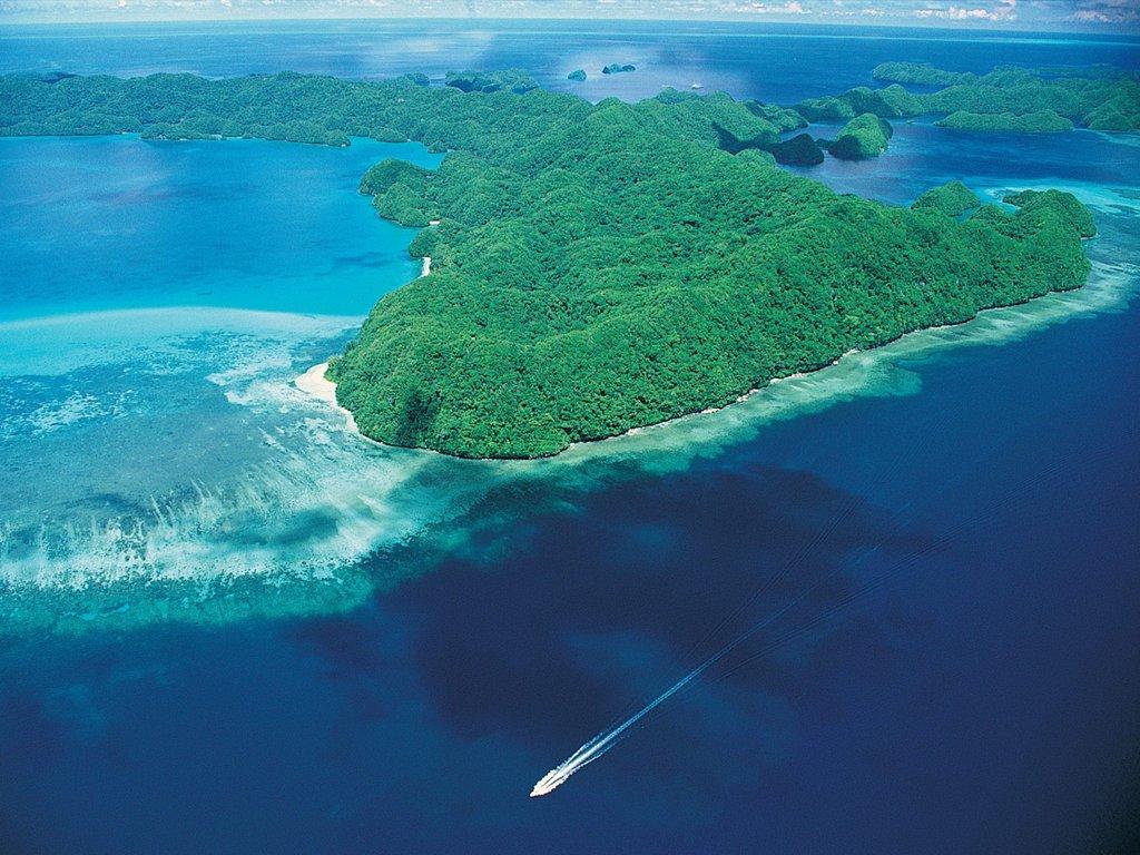 帕劳敢逆世界潮流,孤悬在太平洋上的岛国,到底是个怎样的国家?