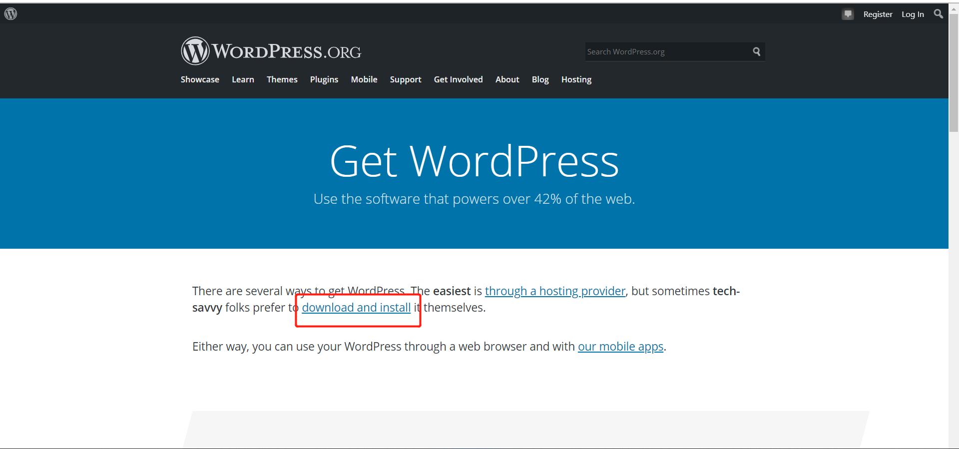 如何简单地建立一个博客(wordpress建站篇)