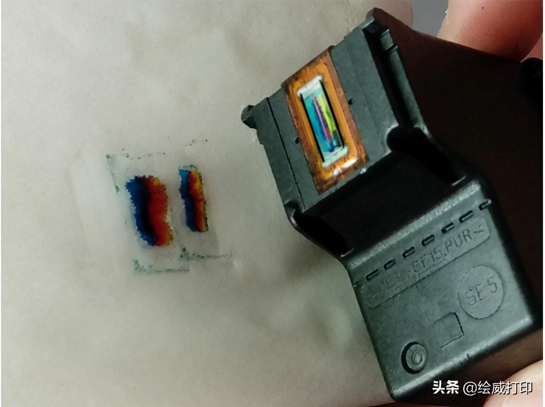 喷墨打印机如何清洁墨盒?这样清洁墨盒很关键