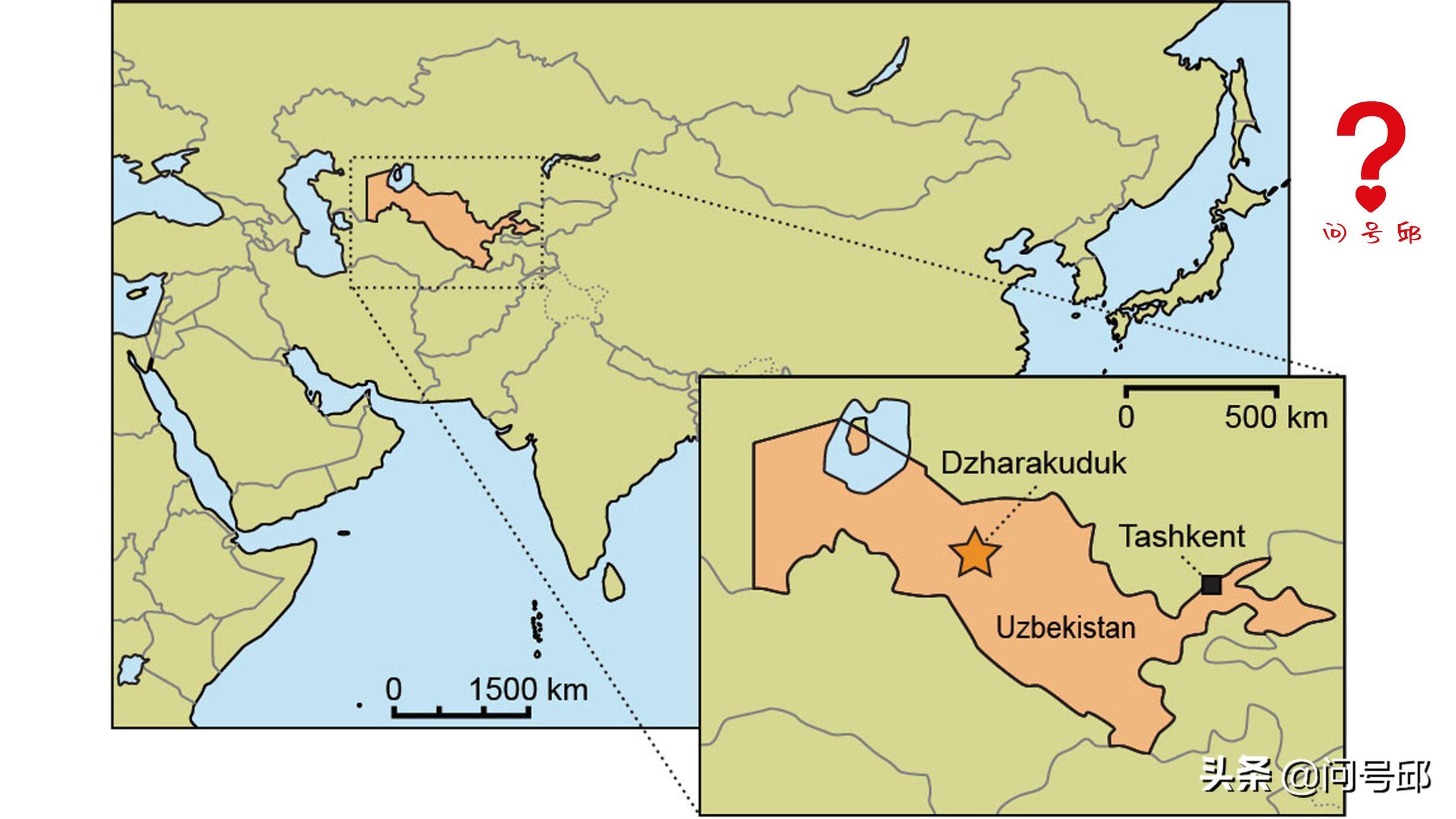 乌兹别克斯坦发现9000万年前巨型恐龙化石,体型超过霸王龙