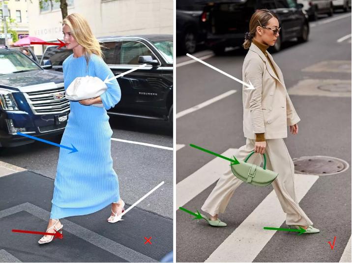 """建议皮肤黄的女性,少穿黑白灰!多穿这5种""""颜色"""",很显气质"""