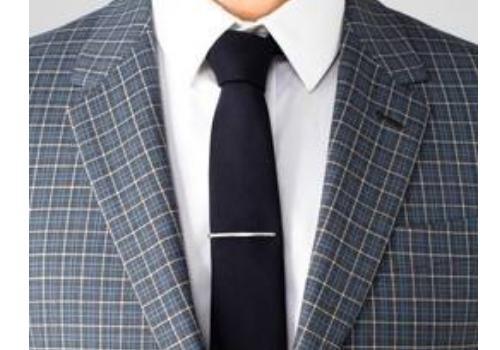 领带夹怎么用(领带夹的系法步骤图解)