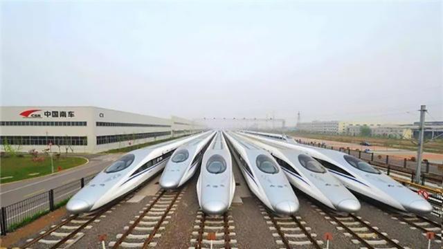 人字形铁路原理(中国高铁是如何调头的)